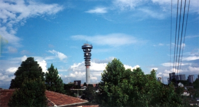 Embratel Telecommunications Tower - Paraná state