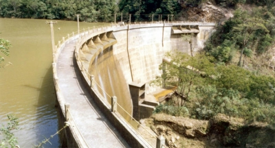 Capote Hydroelectric Dam